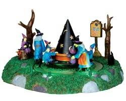 Lemax Spooky Town Playtime Battery Operated # 44733