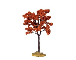 Lemax Village Collection Yellowwood Tree Medium 6 inch # 44799