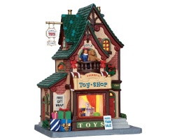 Lemax Village Collection Pierre's Toy Shop # 45677