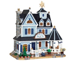 Lemax Village Collection Stormy Isles Bed & Breakfast # 45687