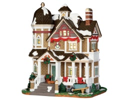 **NO OUTER BOX** Lemax Village Collection The Williams House # 45689 **READ DESCRIPTION**