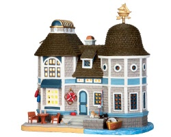 Lemax Village Collection Bay View Cottage # 45690
