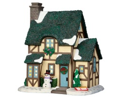 Lemax Village Collection Winter Chalet # 45697