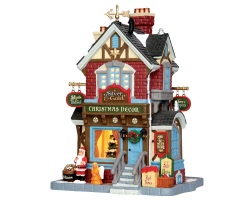 Lemax Village Collection Silver & Gold Shop # 45699