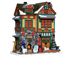 Lemax Village Collection The Brodie Residence # 45718