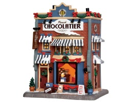 Lemax Village Collection French Chocolatier # 45719