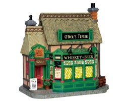 Lemax Village Collection O'Neil's Irish Tavern # 45724