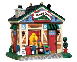 Lemax Village Collection Memory Lane # 45747