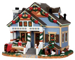 Lemax Village Collection Hermosa House # 45749