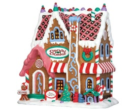 Lemax Village Collection Gingerbread House # 45771