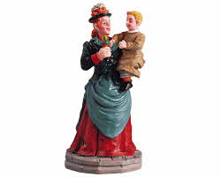 Lemax Village Collection Mother And Child # 52053