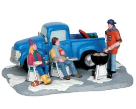 Lemax Village Collection Tailgate Party # 53212