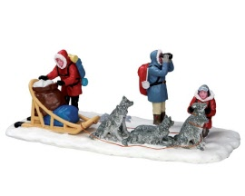 Lemax Village Collection North Pole Or Bust # 53225