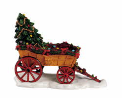 Lemax Village Collection Farm Wagon # 53505
