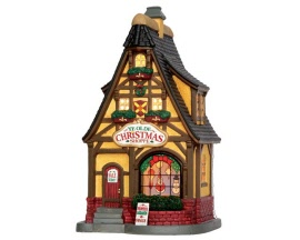 Lemax Village Collection Ye Olde Christmas Shoppe # 55902