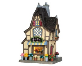 Lemax Village Collection The Flower Basket # 55903