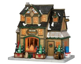 Lemax Village Collection Big Game Sportsman # 55929
