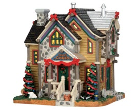 Lemax Village Collection Carl's Cabin # 55938