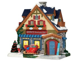 Lemax Village Collection Snowberry Gifts # 55941