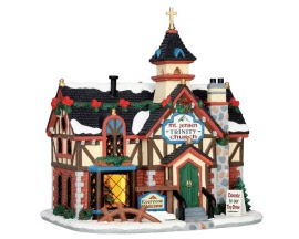 Lemax Village Collection Rustic Church # 55942