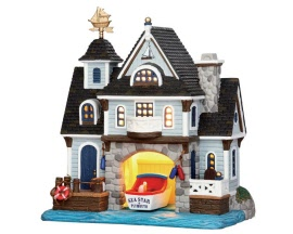 Lemax Village Collection Boathouse # 55946