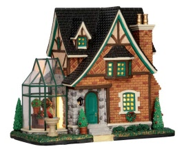 Lemax Village Collection Tudor Home # 55962