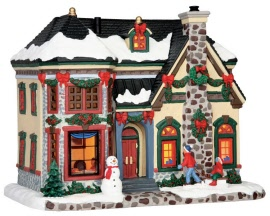 Lemax Village Collection Christmas At The Mccleary Estate # 55992