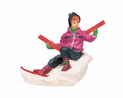 Lemax Village Collection Broken Ski # 62168
