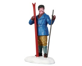 Lemax Village Collection Alpine Skiier # 62435