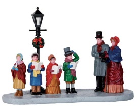 Lemax Village Collection Street Lamp Serenade # 63272