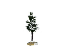 Lemax Village Collection Conifer Tree Small 4 inch # 64091