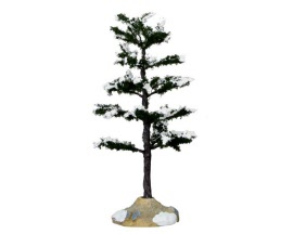 Lemax Village Collection Conifer Tree Medium 6 inch # 64092