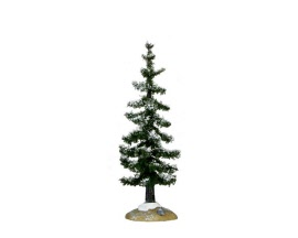 Lemax Village Collection Blue Spruce Tree Small 6 inch # 64111