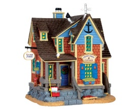 Lemax Village Collection Crow's Nest Cottage # 65084