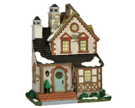 Lemax Village Collection Normandy Cottage # 65089