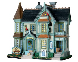 Lemax Village Collection Miss Noelle's Bed & Breakfast # 65090