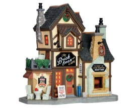Lemax Village Collection The Brick Oven Caf??? # 65096