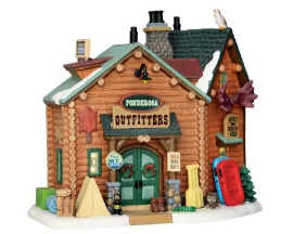 Lemax Village Collection Ponderosa Outfitters # 65106