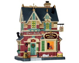 Lemax Village Collection Purr-Fectly Precious # 65110