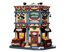 Lemax Village Collection Gillespie's Grocery # 65112