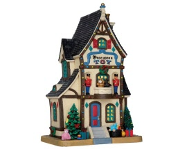 Lemax Village Collection Once Upon A Toy # 65114