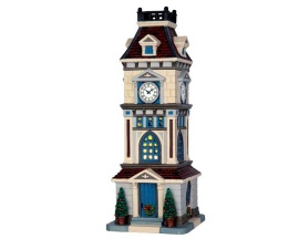 Lemax Village Collection Clock Tower # 65117
