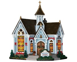 Lemax Village Collection Brookside Chapel # 65126
