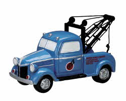 Lemax Village Collection Tow Truck # 73629