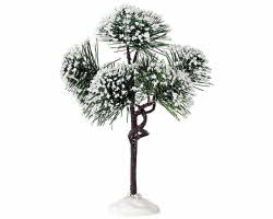 Lemax Village Collection Mountain Pine Tree Medium 6 inch # 74175