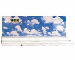 Lemax Village Collection Sky Backdrop with Center Display Material 4 Foot # 84243