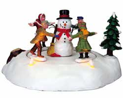 Lemax Village Collection The Merry Snowman # 84776