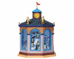 Lemax Village Collection Penguins House # 84823