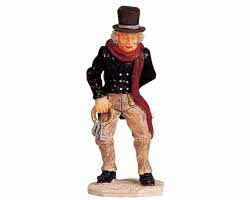 Lemax Village Collection The Scrooge # 92297