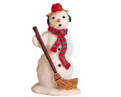 Lemax Village Collection Mister Snowman # 92336
